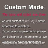 Платье венчания Dh20178 Tulle шнурка мантий шарика длинних втулок Bridal