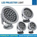 projector do diodo emissor de luz de 9W 12W 18W 24W 36W 48W para a iluminação ao ar livre