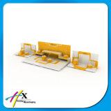 Mensola di visualizzazione di legno personalizzata della vigilanza di prezzi di fabbrica