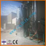 85%-90% petróleo de la máquina de la basura de la tarifa de producción del petróleo que recicla la máquina al estándar europeo diesel