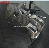 Часть CNC втулки подвергая механической обработке для части заварки телеоператора