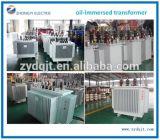 transformador de la corriente eléctrica de la serie 1250kVA de 11kv S9