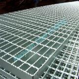 С рифленым стальной решеткой продукты для широкого использования