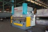 Hydraulische CNC-elektrohydraulische Servopresse-Bremsen-Maschine