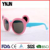 Six couleurs Bear Cartoon Kids Eyewear avec Ce FDA (YJ-217)