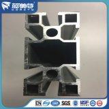 T-Schlitz-Silber-Matt anodisiertes industrielles Aluminiumprofil für Fließband