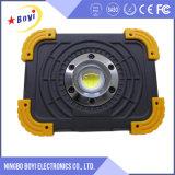 고품질 긴 서비스 기간 재충전용 LED 일 빛