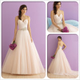 Tulle abito da sposa Sweetheart Backless Perfetto