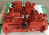 Kobelco, hydraulische Kolbenpumpe Hyundai-Exkavatorkawasaki-K3V112 K3V63 K3V180