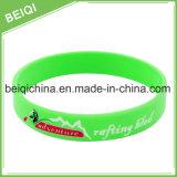 Bracelet en silicone de promotion bon marché avec logo personnalisé
