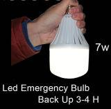lampadina Emergency ricaricabile di 5W 7W 9W 12W LED, illuminazione Emergency di E27 LED, emergenza ricaricabile della lampadina di E27 7W LED