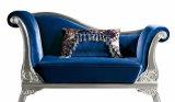 Presidenza del sofà del salone del blocco per grafici di legno del sofà della casa del tessuto di modo (UL-NS235)