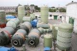 Réservoir / vase de stockage de produits chimiques en fibre de verre