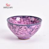 Taza de té única de Porecelain del esmalte de la atmósfera hecha en Dehua