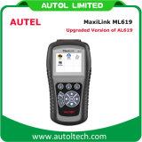 Autel Maxilink Ml619 Diagnóstico de carro OBD2 Scan Tool Code Reader Autolink Al619