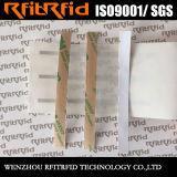 Etiqueta antifalsificación interurbana de la biblioteca de la etiqueta engomada de la frecuencia ultraelevada Rfidr