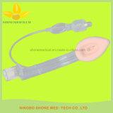 Masque laryngé de silicones médicaux remplaçables
