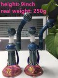 Os tubos de água de vidro de arte de fumar com boa qualidade
