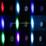 36 luz del partido de la barra del disco del RGB DMX512 DJ del efecto luminoso de la etapa de luces de la IGUALDAD del LED