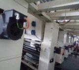 Type multi machine d'élément de film d'étiquette de haute précision de couleurs d'impression flexographique