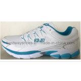 Novos sapatos desportivos desportivos com sola de TPR