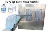 200ml-2000mlのための自動ペット水差しの一体鋳造の満ちるシーリング機械
