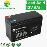 有名な12V 5ah Exideの鉛酸蓄電池