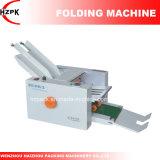 Máquina plegable automática para el papel y especificación de China (Ze-9b/2)