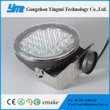 Luces redondas del trabajo de la lámpara 96W LED del funcionamiento de conducción de Ymt