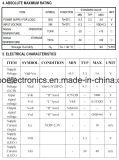 128X64 het Grafische LCD van het radertje Scherm, St7565r, 12pin, voor POS, Medische Deurbel, Auto's