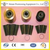 12.7mm und 15.24mm PC Strang-Kabel-vorgespannter Anker für Pfosten Tesnioning Betonplatte