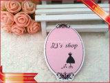 Ценник бирки логоса бирки Hang одеяния для одежды