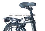 Baixa etapa da cidade rápida grande da potência que dobra a bicicleta elétrica