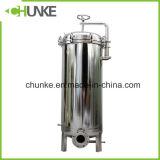 De industriële Huisvesting van de Filter van de Patroon van het Water van het Roestvrij staal