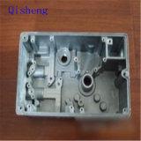 Peças feitas à máquina CNC, Al 6061, cobre