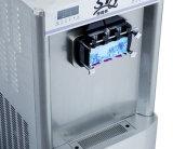 1. La machine de crême glacée avec préréfrigèrent le compresseur de fonction