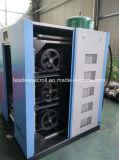 Mantenimiento inferior industrial sin aceite del compresor de aire