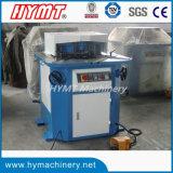 Découpage faisant le coin hydraulique de la cornière QF28Y-4X200 fixe entaillant la machine