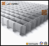Het Krat van het Ei van het Traliewerk van Eggcrate van het Aluminium van de Leverancier van China