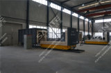 Grande fornace di trattamento termico del forno a suola del carrello ferroviario