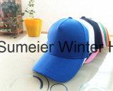 Sombrero de béisbol lavado algodón con bordado del remiendo