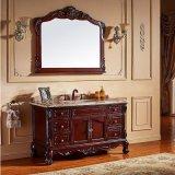 Modern Glossy Painting Vanities Cabinet en bois (GSP14-010)