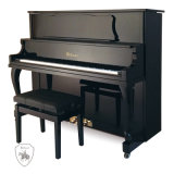 Черный чистосердечный рояль Ka-132, от Китая, изготовление рояля