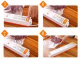 Sacs de mémoire de nourriture de machine de conditionnement d'enveloppe de mastic de colmatage de la chaleur de vide de découpage