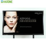 LCD LED transparente Plano Interactivo Paneltouch mostrar