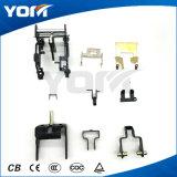 Caja moldeada de Disyuntor Accessorise interruptor (MCCB) Circuito