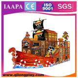 最も新しい子供の屋内運動場の娯楽装置(QL-1108L)