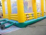 Parque de atracciones inflable de la ciudad de la diversión para la venta