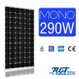 Mono módulo 290W solar da qualidade alemão para o mercado de Brasil