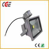10W 20W 30W van de LEIDENE van de Veiligheid van de Sensor van de Motie Lichte LEIDENE Vlek Lighting/LED van de Schijnwerper OpenluchtLampen